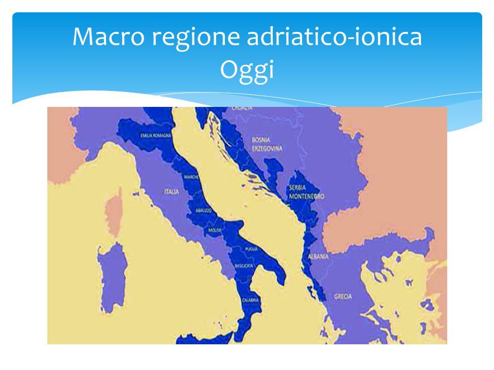 Macroregione: D'Alessandro, si ad alleanze strategiche