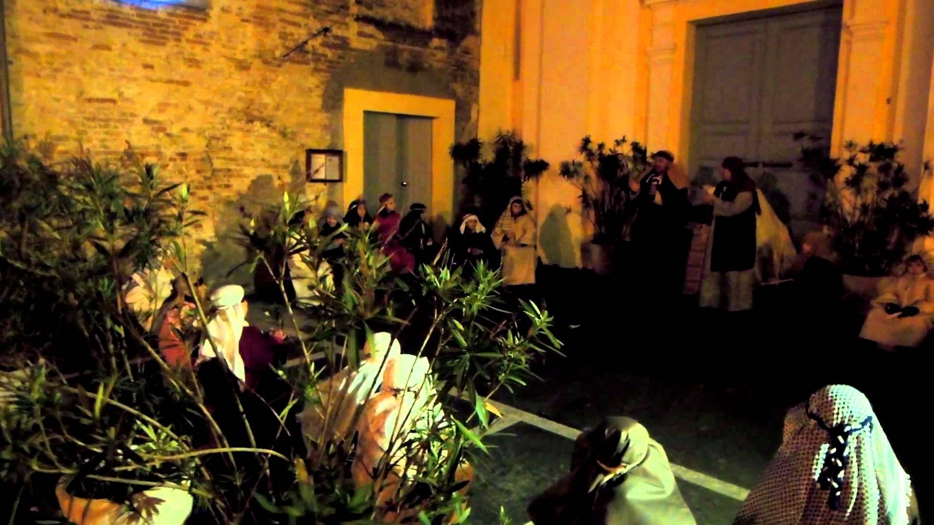 Domani il Presepe vivente di Città Sant'Angelo