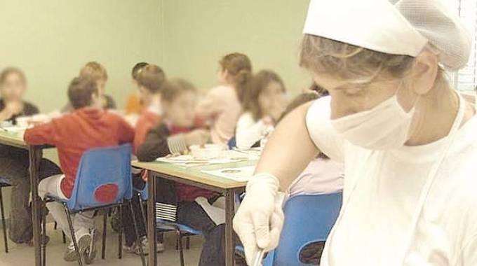 """Nas a Ortona nelle mense scolastiche. Cibi ok, solo irregolarità """"minori""""."""