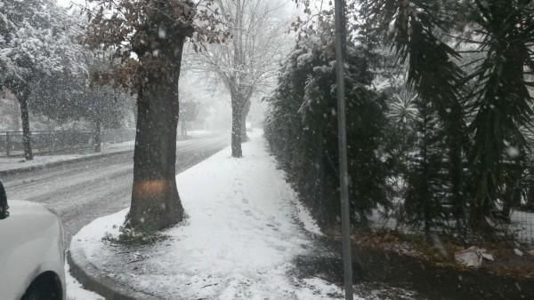 Meteo Abruzzo: torna la neve tra domani e giovedì