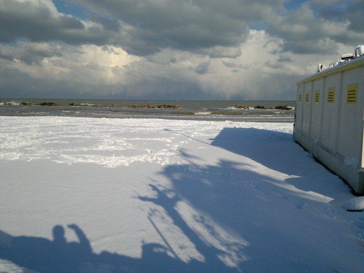 Pescara: prevista neve nel fine settimana, arriva l'Inverno