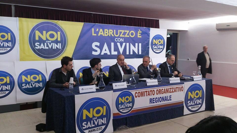 Migranti: NcS in Abruzzo contro abolizione reato clandestinità