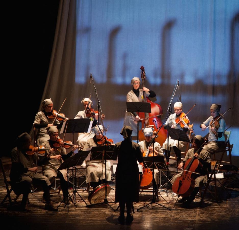 "Pescara: ""Ad Auschwitz c'era un'orchestra femminile"""