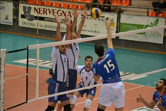 Volley Coppa Italia, Sieco eliminata da Vibo