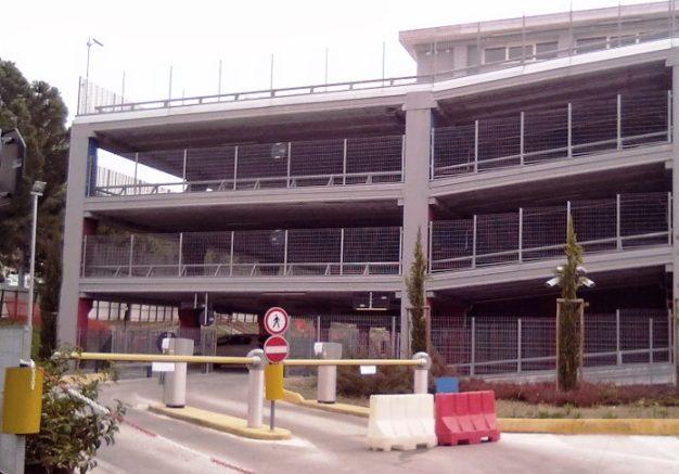 parcheggio ospedale teramo