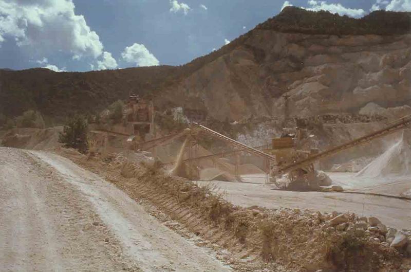 Abruzzo Sviluppo: Pronto il Piano Cave