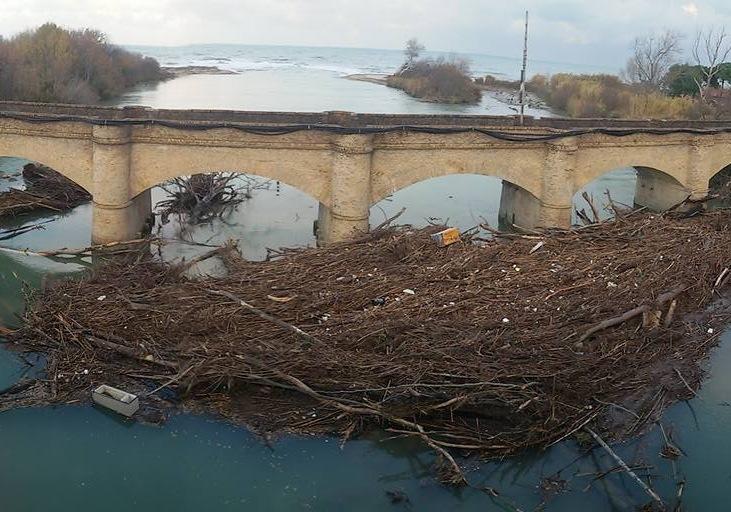 """Ponte sul Sangro, la Provincia interviene per la """"somma urgenza"""""""