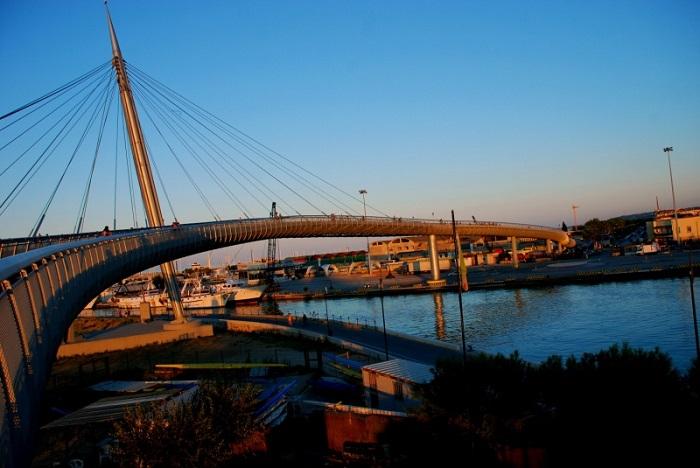Ponte del Mare: domani chiuso dalle 7.30 alle 18.30