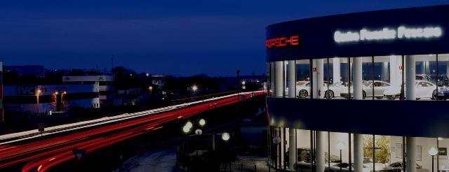 San Giovanni Teatino: colpo alla Porsche, rubate due auto