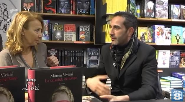 Mercoledì torna Rete8 Libri, la rubrica di Marina Moretti