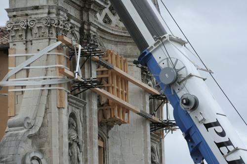 Ricostruzione e Casalesi, un arresto a L'Aquila