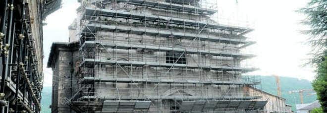 Ricostruzione L'Aquila: Al via i lavori a S.Agostino