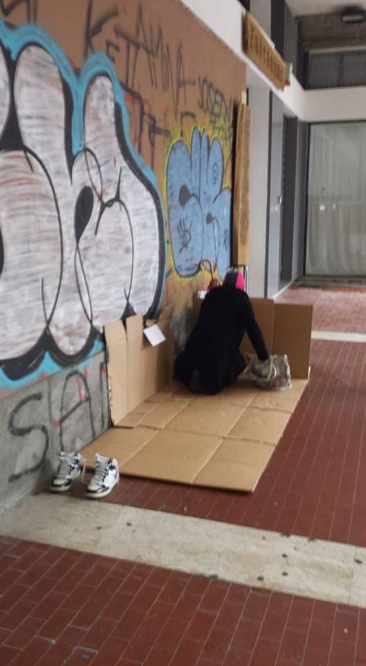 """Pescara, Train de vie: """"Segnalateci persone al freddo"""""""