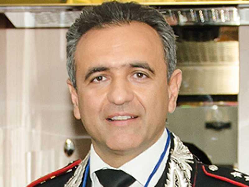 L'Aquila: si insedia nuovo comandante Carabinieri