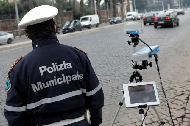 Speed control: raffica di multe a Pescara