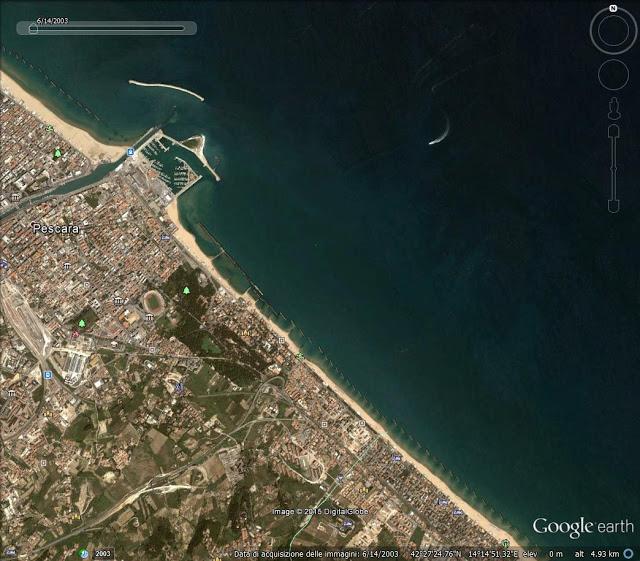 Pescara: il Wwf critica il Piano spiaggia