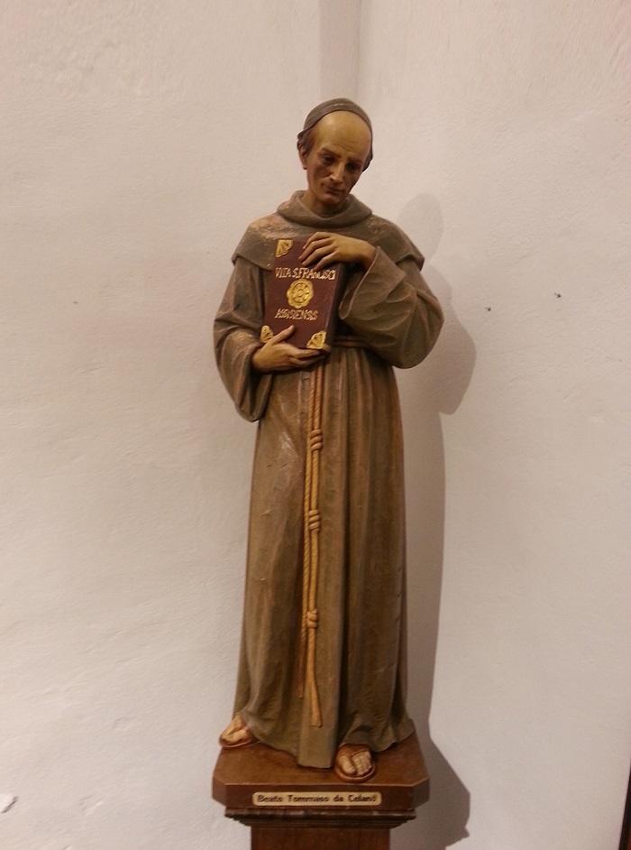 """I Francescani al Papa: """"Tommaso da Celano santo"""""""