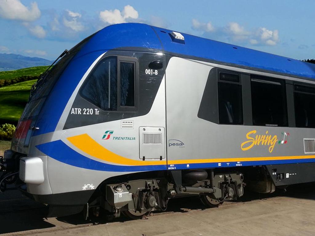 Treni: Sulmona-L'Aquila a tempo di Swing