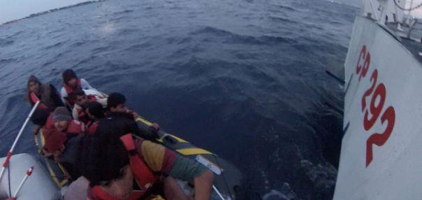 Guardia Costiera da Pescara in Egeo per salvare vite umane