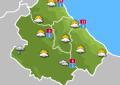 Meteo Abruzzo: lunedì 8 febbraio