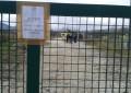Crollano gli spalti del Campo Sportivo, tre feriti
