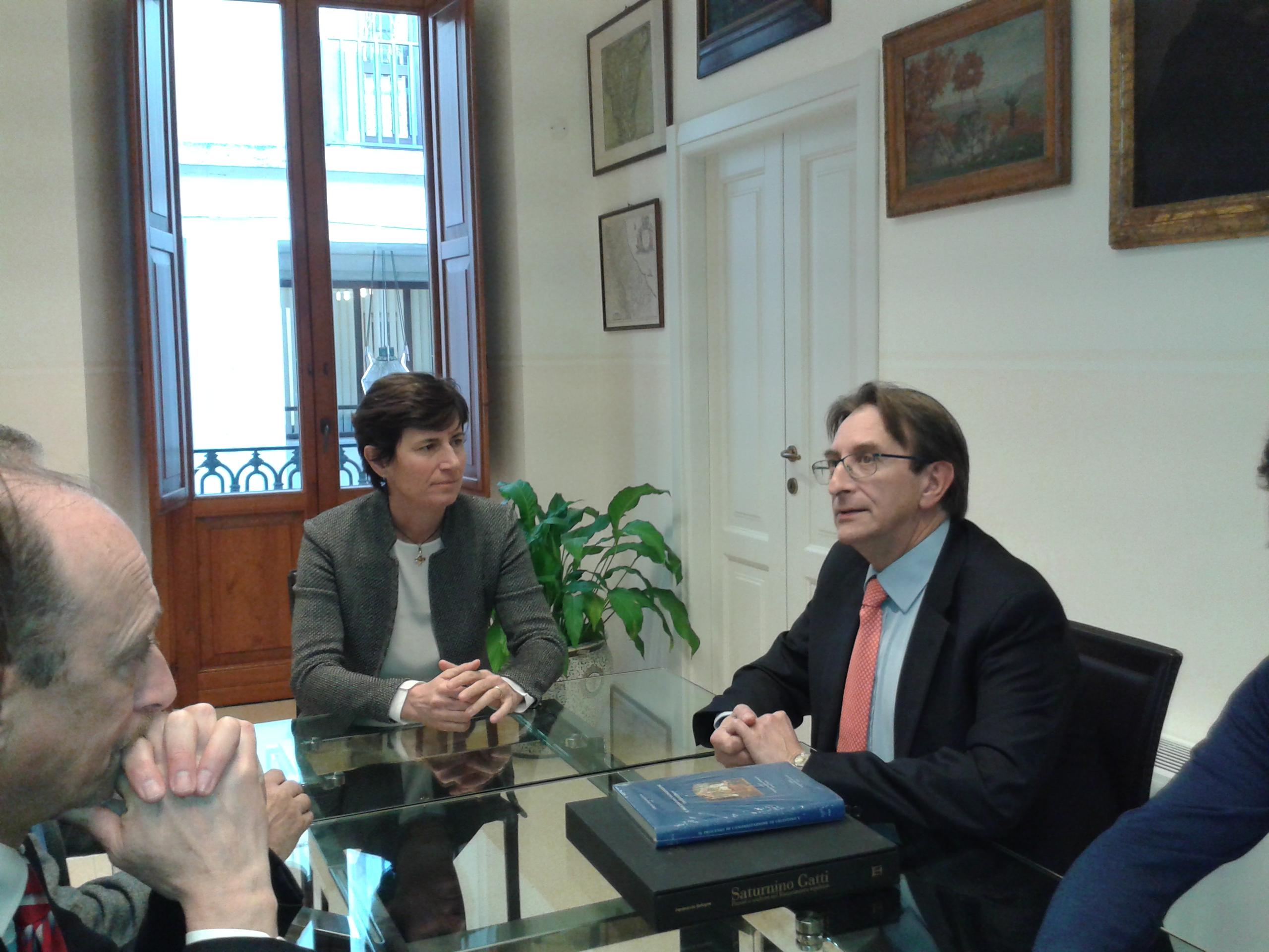 L'Aquila, Chiavaroli: è polemica sulla visita del sottosegretario