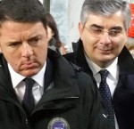 Renzi all'INFN