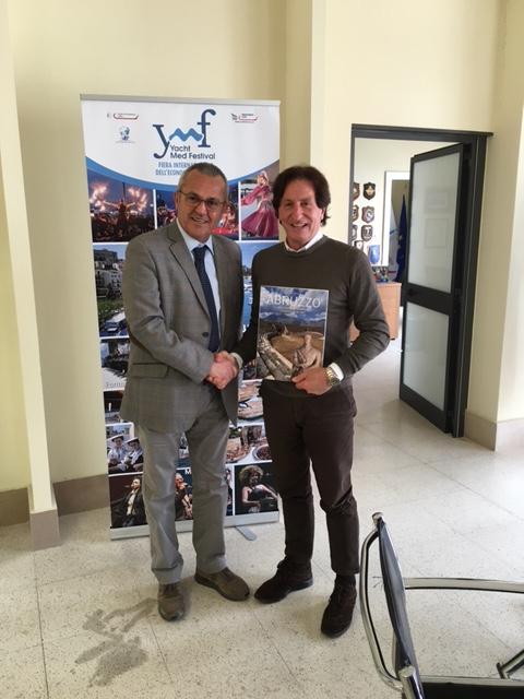 Accordo tra gli Enti Camerali di Pescara e Latina