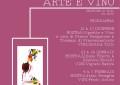 Tollo, Italo Tenaglia espone per Arte & Vino