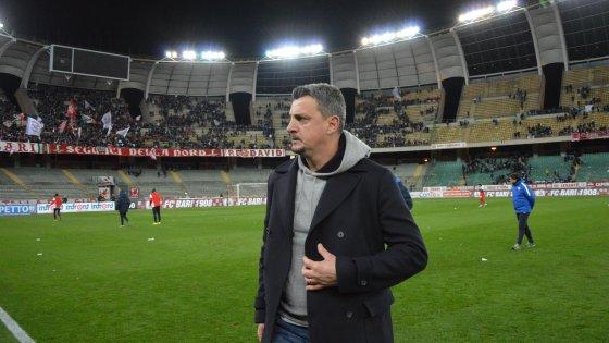 Camplone Bari: il tecnico è tornato ad allenare