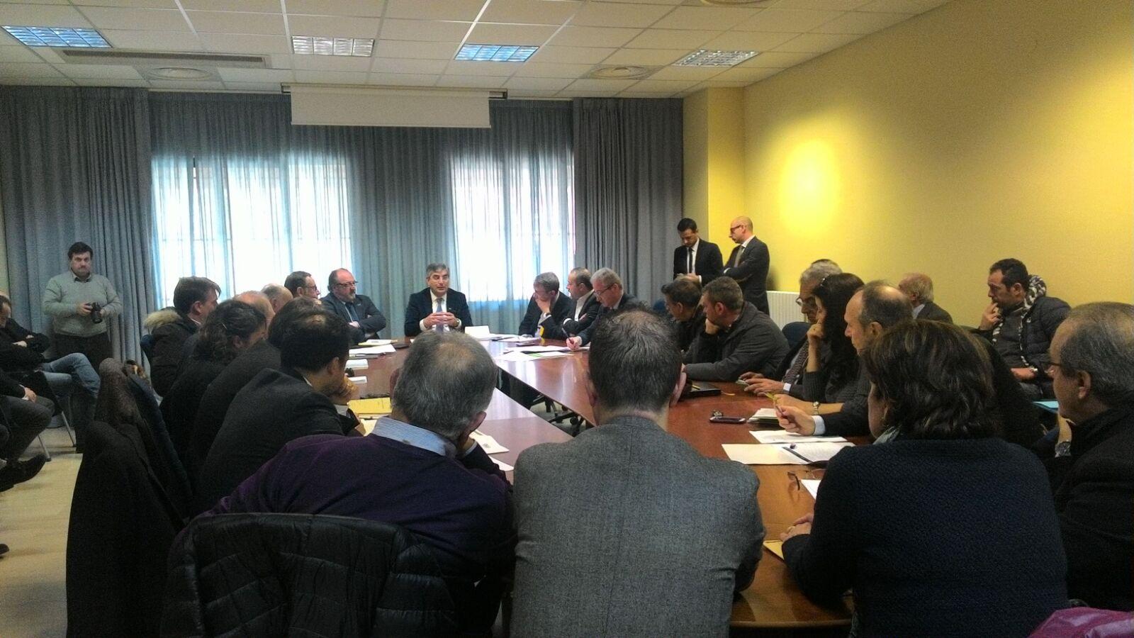 Fiume Pescara: riunioni per trovare la cura
