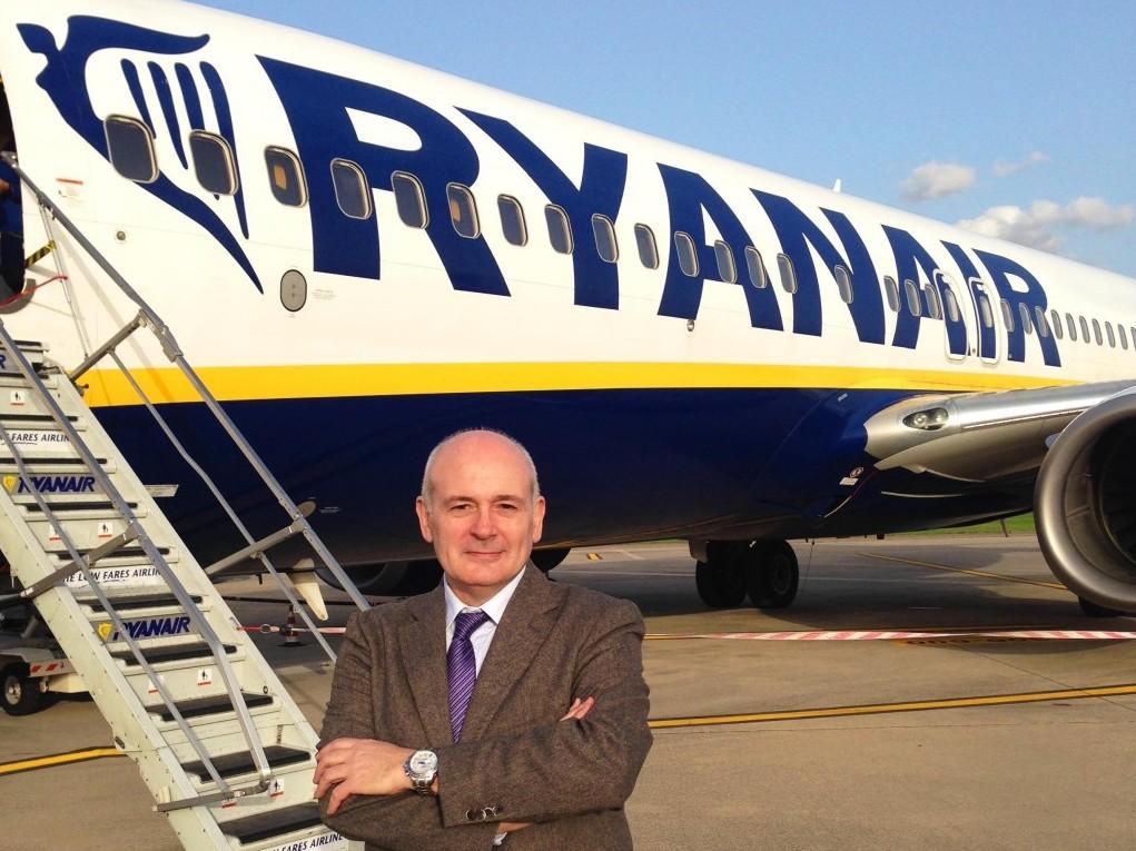 Ryanair: via la tassa e restiamo