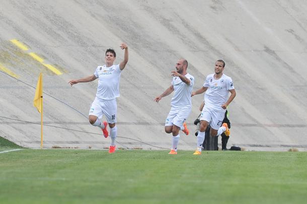 Spezia Lanciano, rossoneri battuti con un gol per tempo