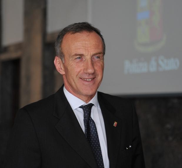 Luigi Savina nuovo vice capo della Polizia
