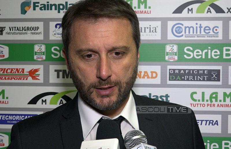 "Pescara Ascoli. Mangia ""Non c'è solo Lapadula"""