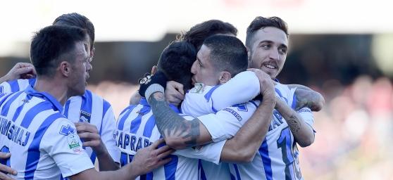 Pescara calcio, news seduta mattutina