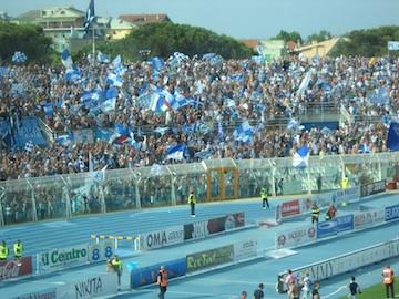 Pescara Novara, prevendita a gonfie vele