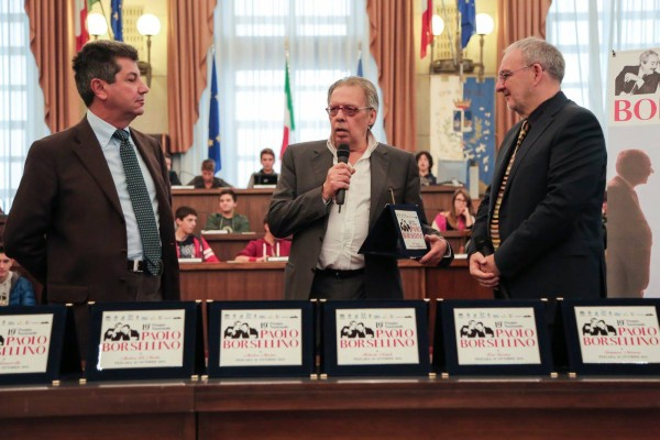 Pescara: Pino Scaccia presenta i suoi libri