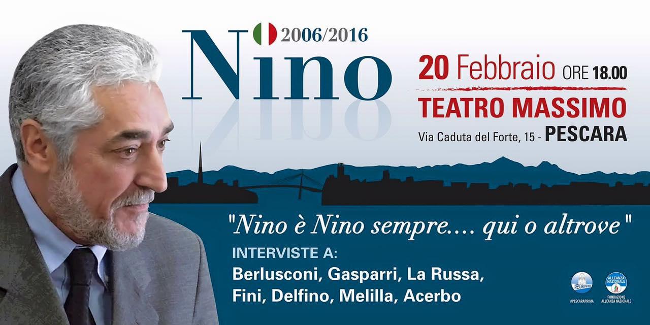 Nino Sospiri a dieci anni dalla sua scomparsa