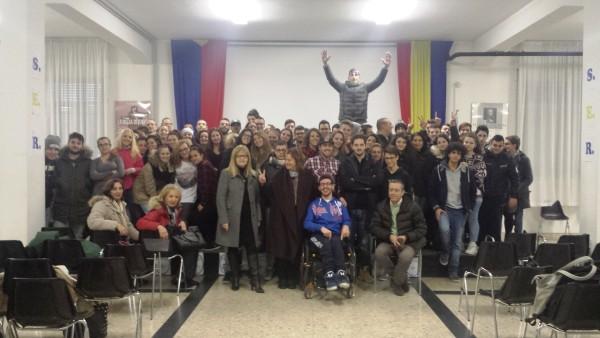 Aterno Manthonè Pescara: Stage in azienda per 90 studenti
