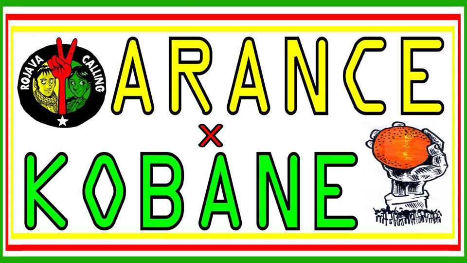 Pescara: tornano le arance per Kobane