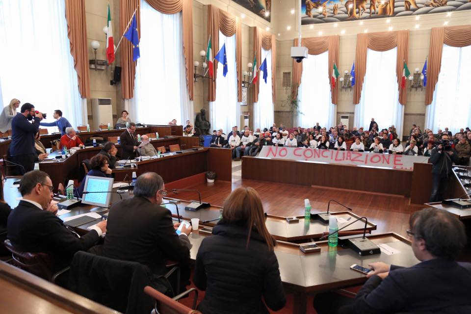 Pescara, ex interinali Attiva: interrogazione dell'Ncd