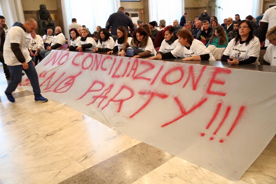Pescara, 2 mesi dopo politica ancora inAttiva