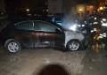 Quattro auto incendiate a Vasto Marina