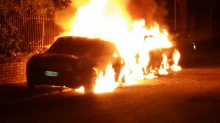 Tagliacozzo: incendiate tre auto del sindaco