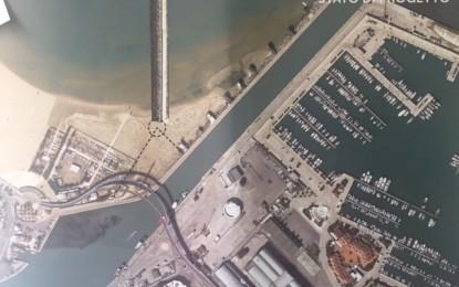 Pescara, barriere galleggianti per salvare l'estate: ecco il progetto