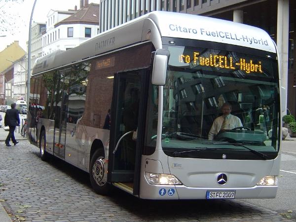 Pescara, bus a idrogeno sulla Strada Parco?