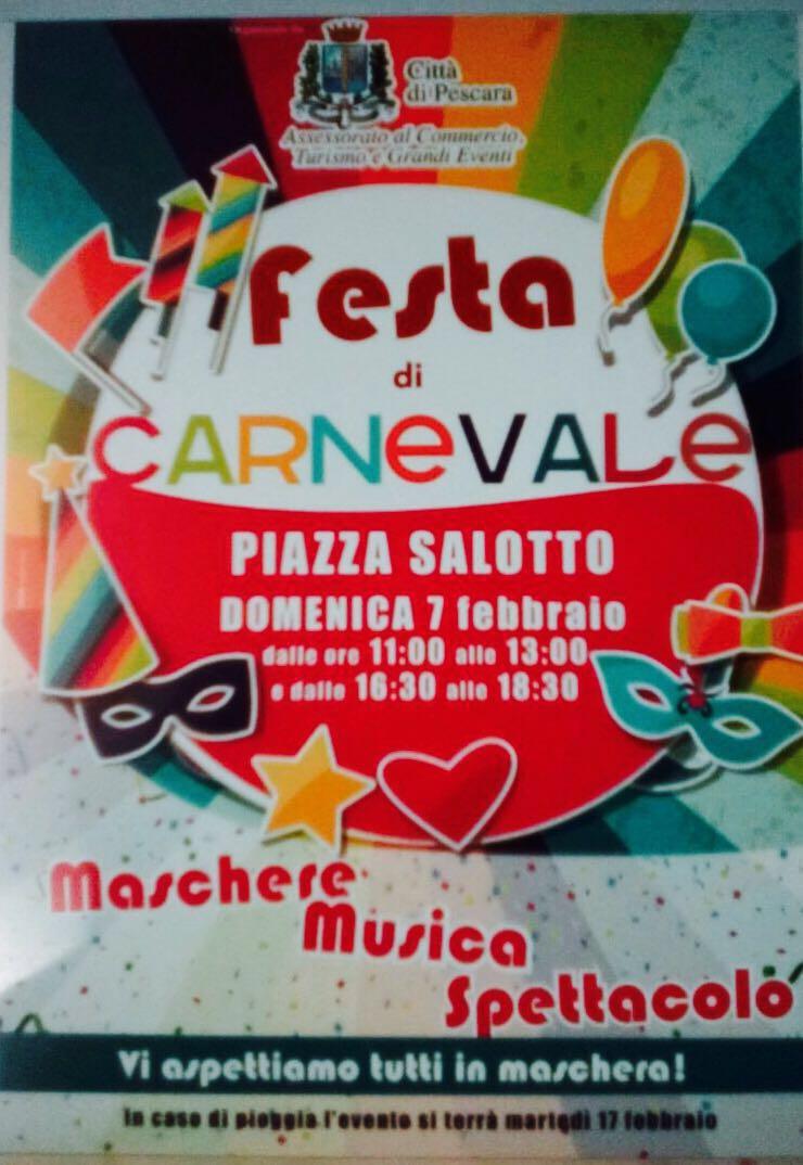 Carnevale a Pescara