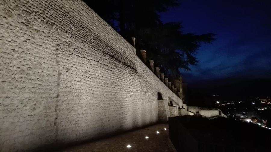 L'Aquila: nuovo look per Viale della Croce Rossa