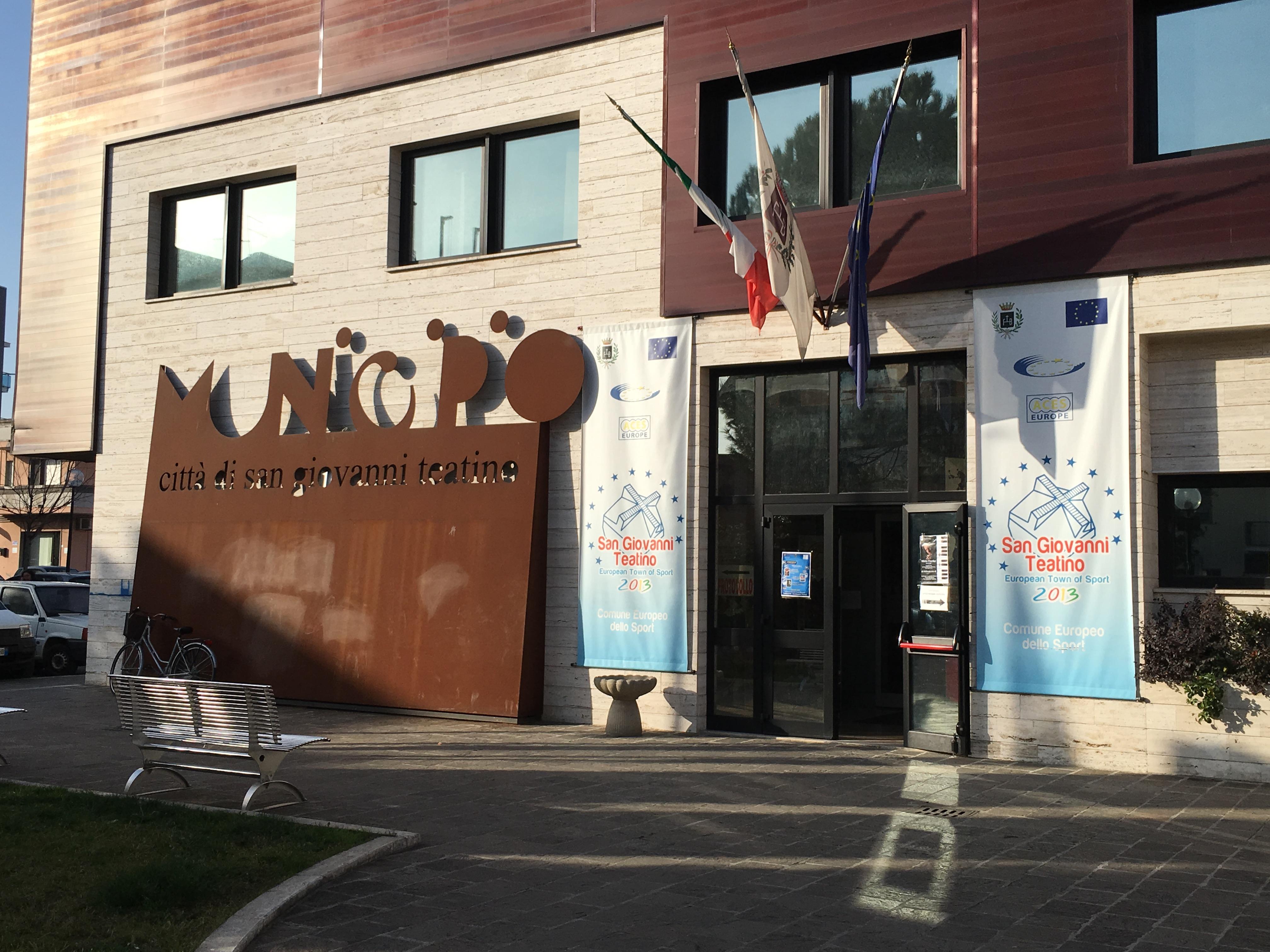 San Giovanni Teatino: illuminazione pubblica a risparmio
